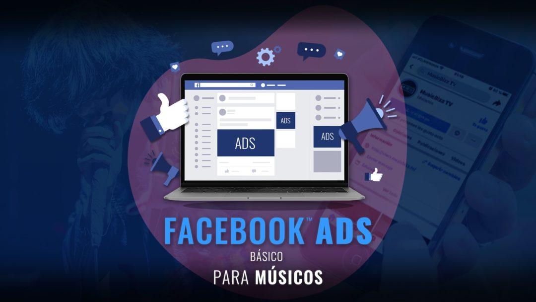 Facebook ads para musicos