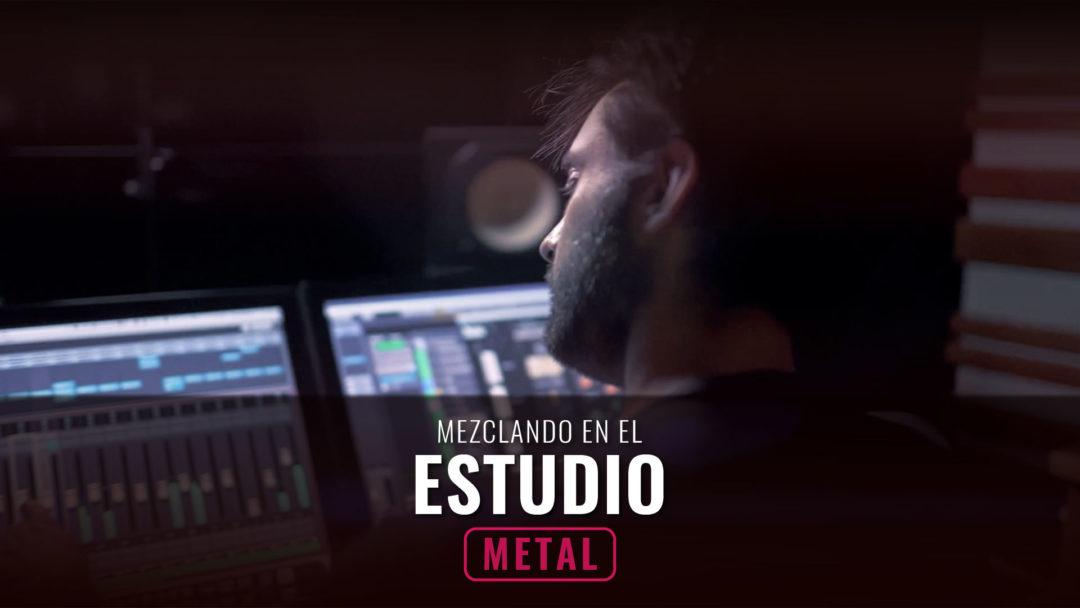 Curso de Mezcla Metal