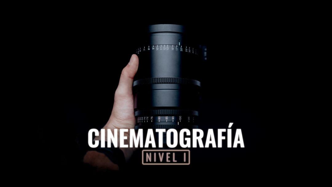 CURSO CINEMATOGRAFIA Y VIDEOS