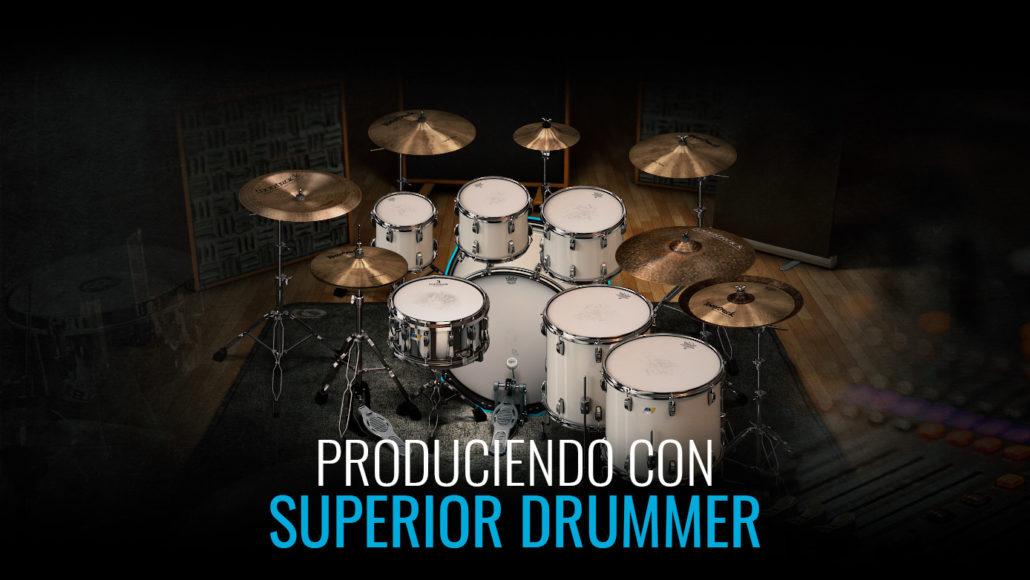 Curso de Superior Drummer