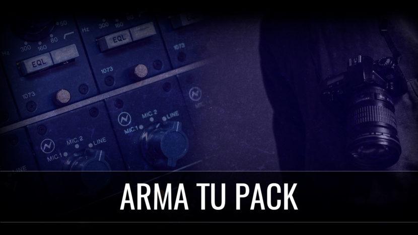 Arma tu pack